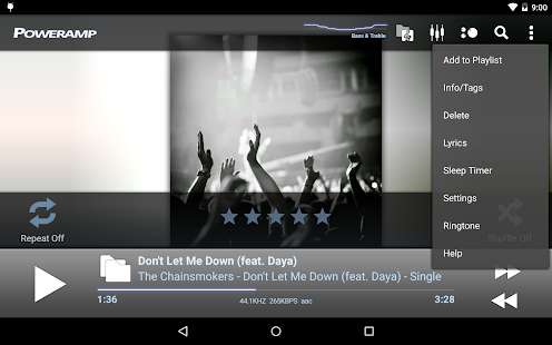 Poweramp Music Player (Trial) Screenshot 16