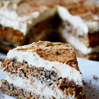 Stevia Carrot Cake Recipes