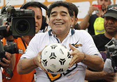 "Maradona: ""L'Argentine doit se réveiller"""