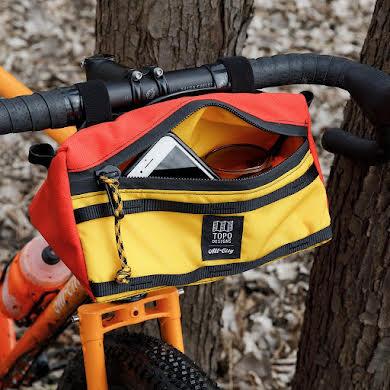 All-City Topo Designs Handlebar Bag alternate image 6