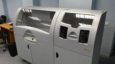 Photo: Экскурсия в ЦМП УрФУ. 3D принтер Zprinter 650