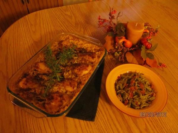 Texas Chicken Recipe