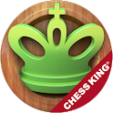 Chess King (Learn Tactics & Solve Puzzles) icon