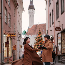 Nhiếp ảnh gia ảnh cưới Elena Gladkikh (EGladkikh). Ảnh của 08.01.2019