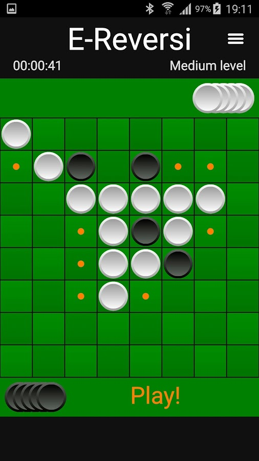 E-Reversi- screenshot