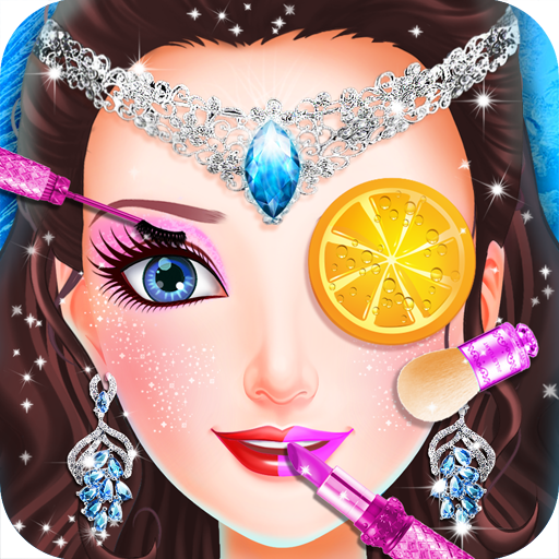 Ice Queen Make Up Party file APK Free for PC, smart TV Download