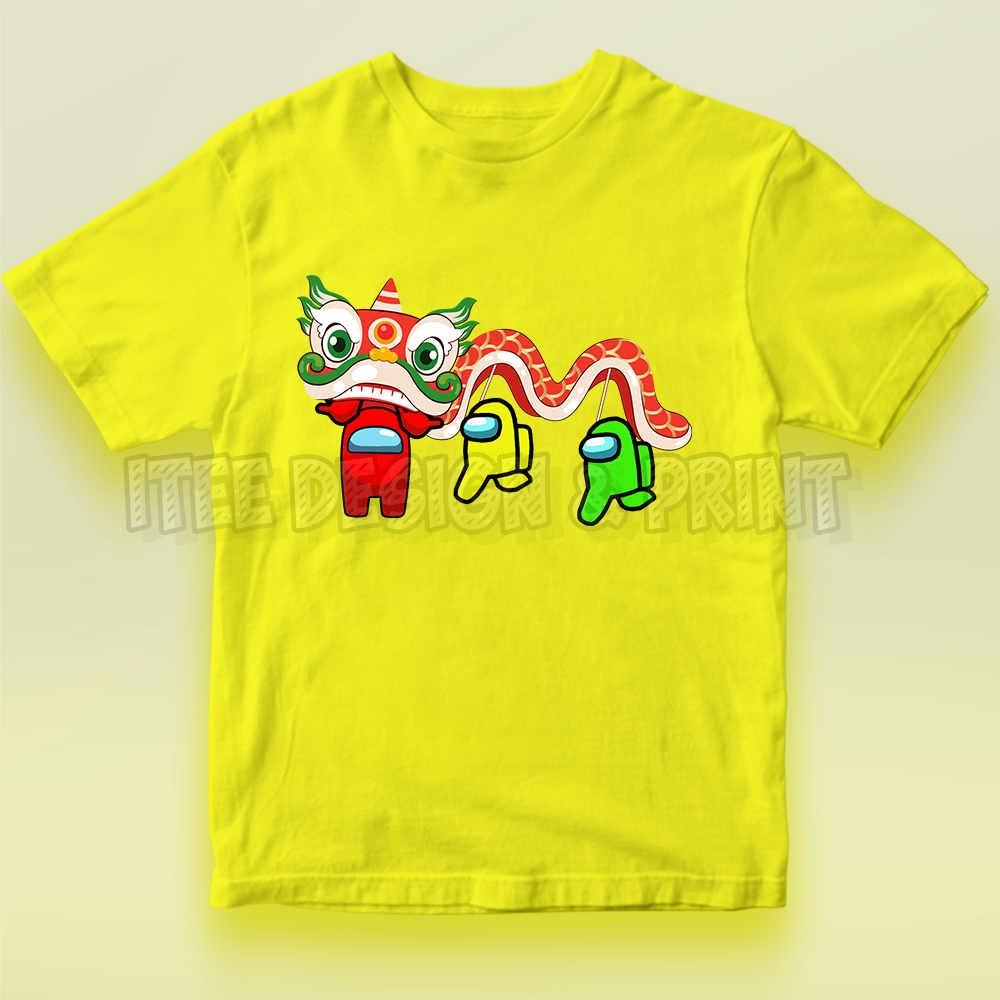 Chinese New Year Lion Dance Among Us Impostor 17
