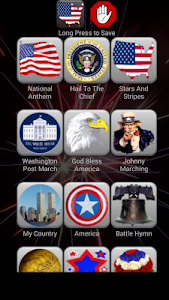 Patriotic Ringtones screenshot 1