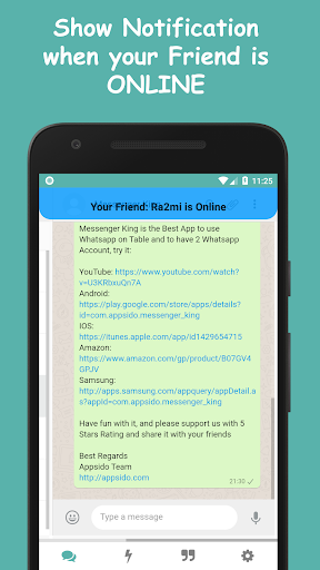 Whats Web Messenger 1.4 screenshots 10
