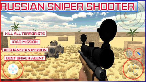 Sniper Army Shooter 3D