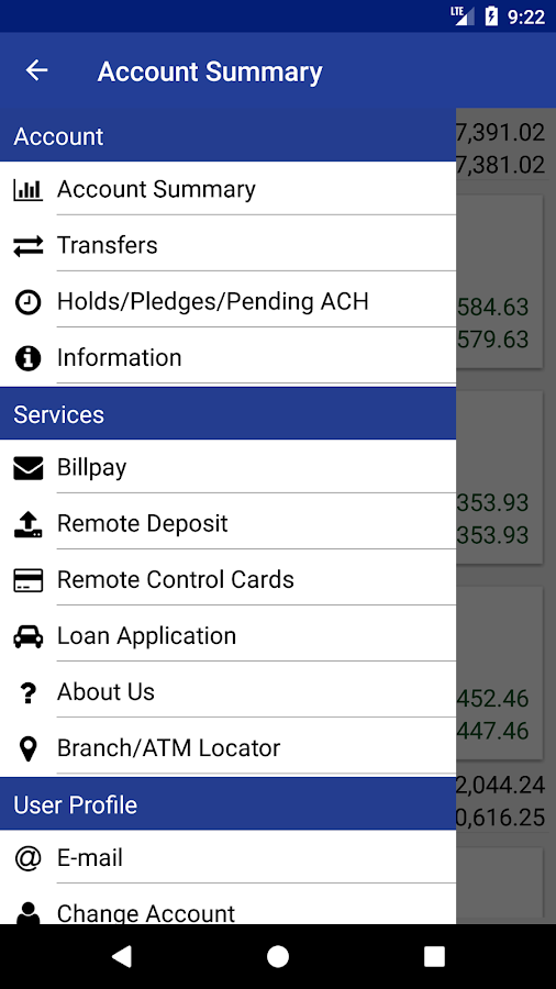 Tri-CU Credit Union- screenshot