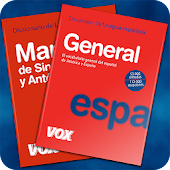 VOX General Spanish +Thesaurus