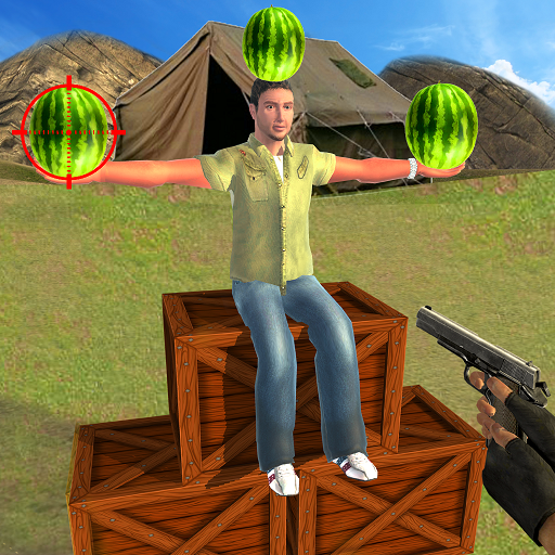 Water melon Shooter: US Army Apple Shooting Game file APK for Gaming PC/PS3/PS4 Smart TV
