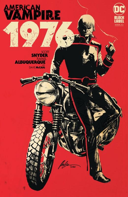 American Vampire 1976 (2020) - complete