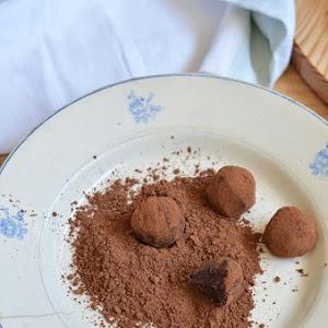 Chocolate and Coffee Truffles