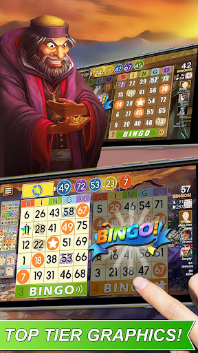 Bingo Adventure - World Tour apkslow screenshots 3