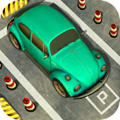 Car Parking Driver Sim 2017