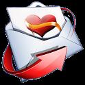 Amor e Declarações Mensagens💘 icon