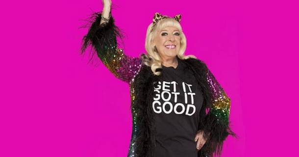 Julie Goodyear turned down jungle for smoking addiction