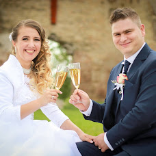 Wedding photographer Péter Lévai (lpfotovideo). Photo of 24.02.2019