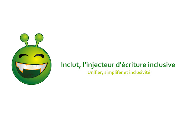 Inclut - Injecteur d'écriture inclusive