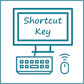 750+ Computer Shortcut Keys