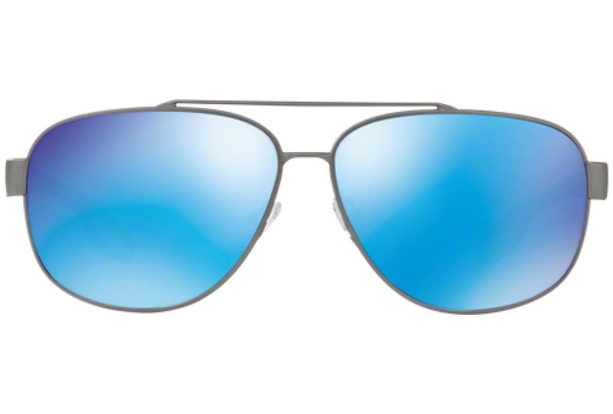 73723dace099 Buy Prada Linea Rossa Lj Silver PS 58QS C63 DG15M2 Sunglasses