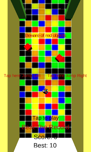 Rubik's Cube Sprint
