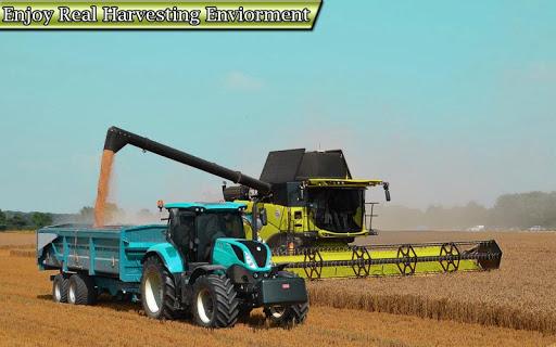 Drive Farming Tractor Cargo Simulator ud83dude9c 1.1 screenshots 5