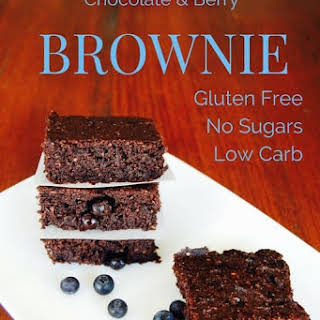 Low Carb Chocolate Brownies Recipes.