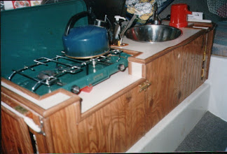 Photo: old galley