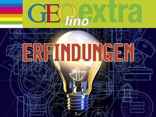 GEOlino extra – Erfindungen