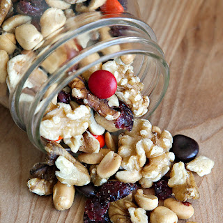 Cranberry Walnut Trail Mix