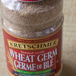 Oat Wheat Germ Breakfast Cakes