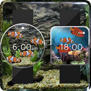 Aquarium Watch Face
