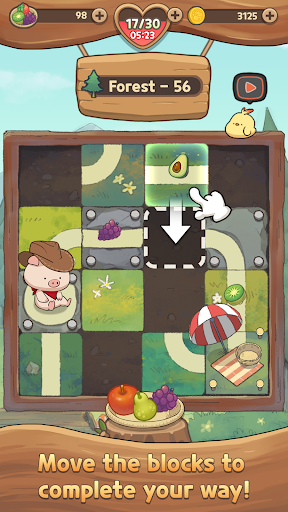 Piglet's Slidey Picnic 1.1.2 screenshots 3