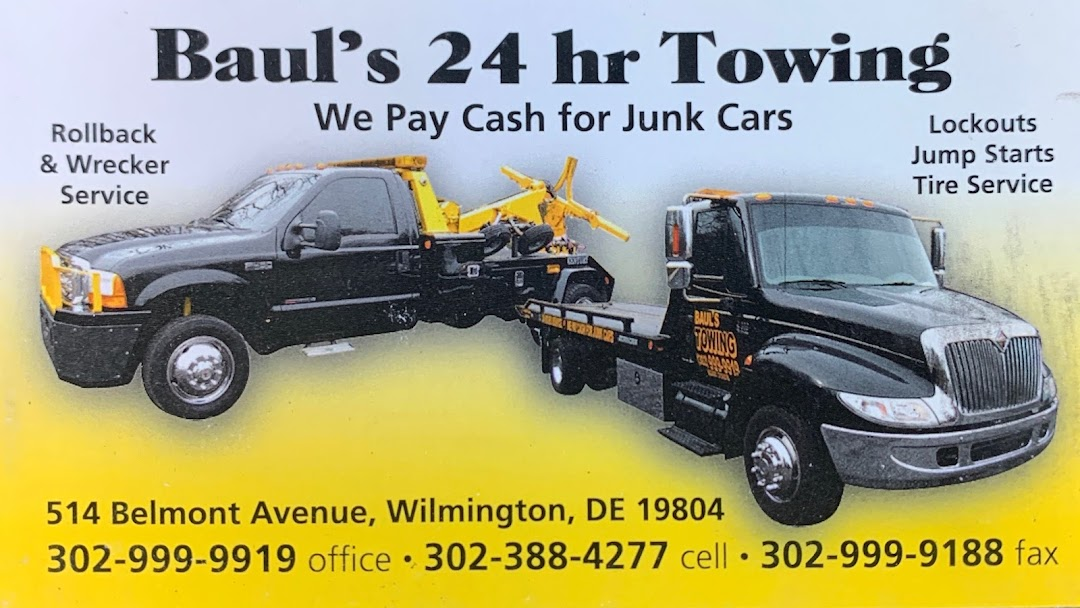24 Hour Junk Cars >> Bauls 24hr Towing Services Cash For Junk Cars