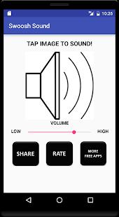 Swoosh Sound - náhled
