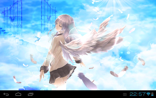 Anime Angels Live Wallpaper