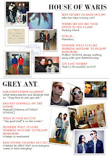 Photo: Take a look back at some favorite {FASHION INCUBATOR} moments through the eyes of the wonderful and slightly goofy HOUSE OF WARIS and GREY ANT