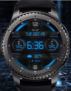 VIPER 10 Watchface for WatchMaker Mod Apk