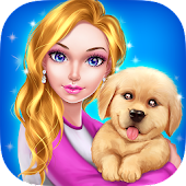 Fashion Doll - Pet Trainer