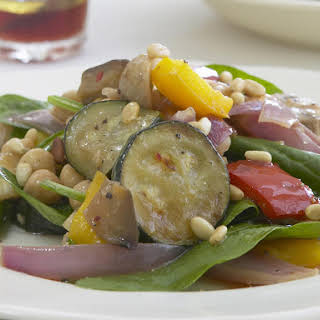 Warm Vegetable Salad.