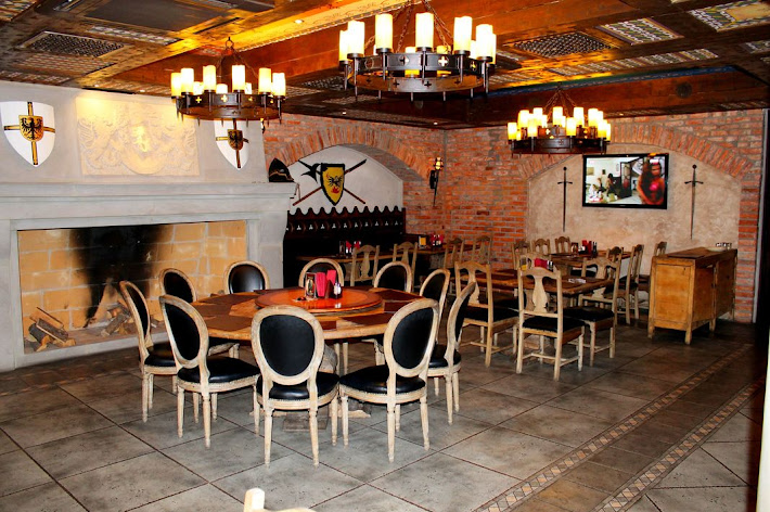 Фото №6 зала Каминный зал
