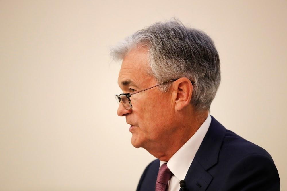 Amerikaanse kernverbruikerspryse was op een jaar hoog, maar Fed het steeds die laer koerse gesien