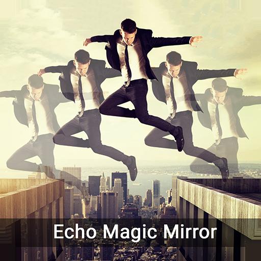Echo Mirror Magic Effect - Crazy Mirror