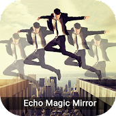 Echo Mirror Magic Effect - Crazy Mirror