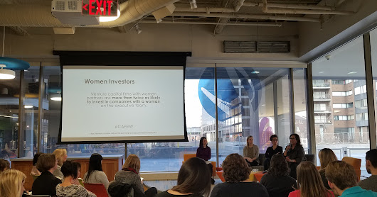 "WIB-Pittsburgh Members Attend: ""Caffeinated Innovation,"" March 15, 2018"