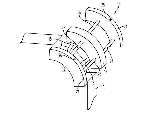 Patente iphone 7