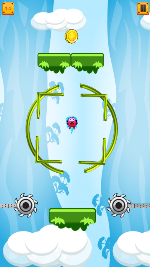 Flytap - The Matrix Challenge- screenshot